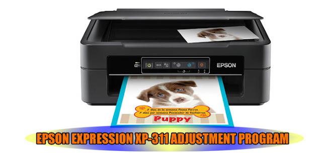 EPSON EXPRESSION XP-311