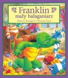 dziecięca książka o robieniu porządku