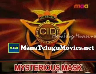 Mysterious Mask -CID -Detective Serial -8th July