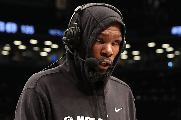 Kevin Durant Calls Jay Williams A Liar