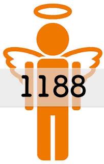 エンジェルナンバー 1188 の意味