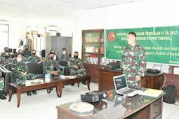 Personel Pendam Pattimura Terima Penyuluhan Hukum