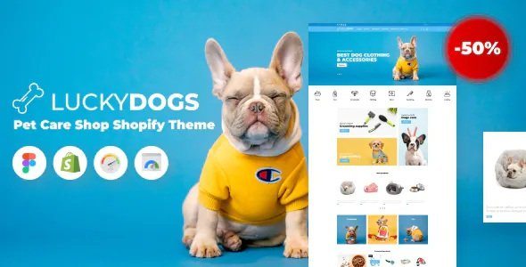 Best Pet Care Shop Shopify Theme