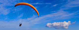Where You Can Do Paragliding in India ?