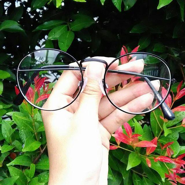 Kacamata Korea. kacamata bulat ... a3cb9544e8