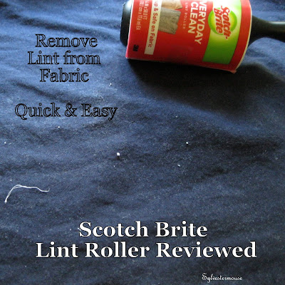 Scotch Brite Lint Rollers Reviewed