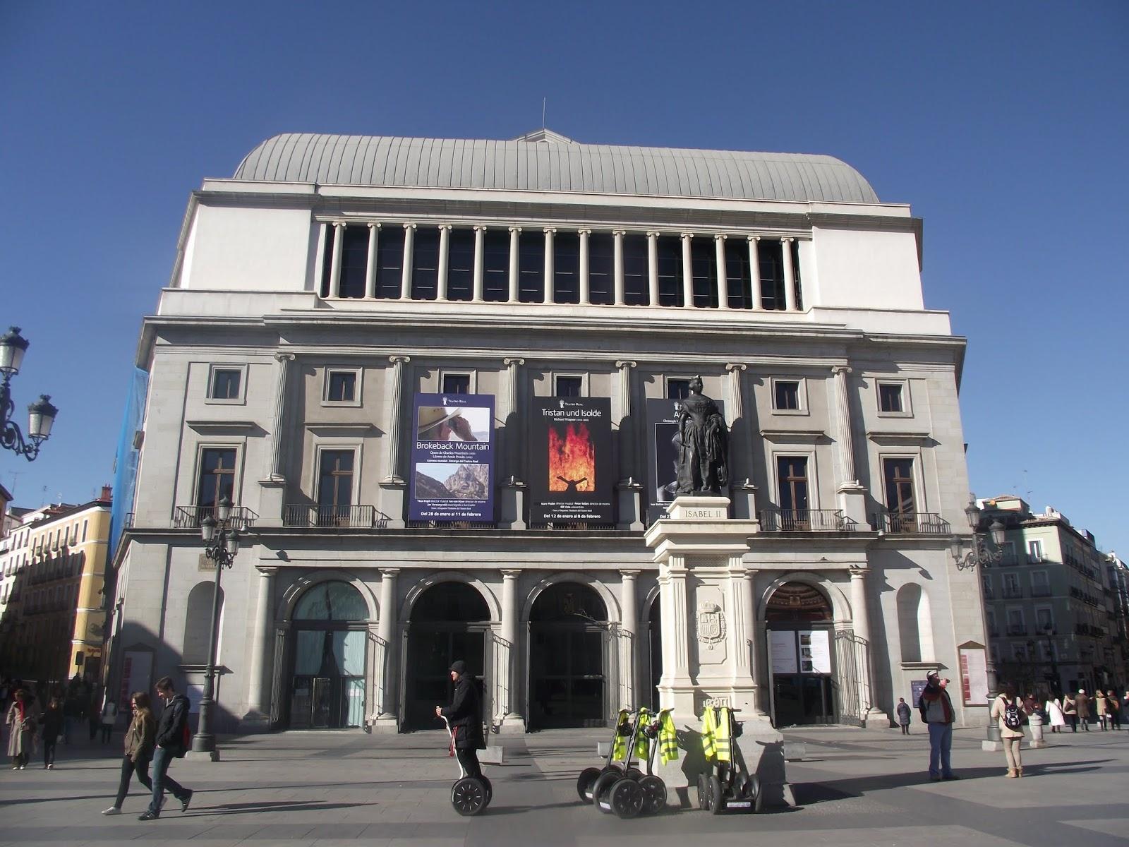 Contratar Segway en Madrid