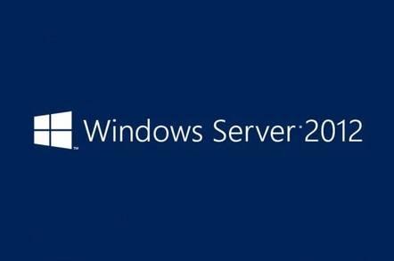 Windows Server 2012