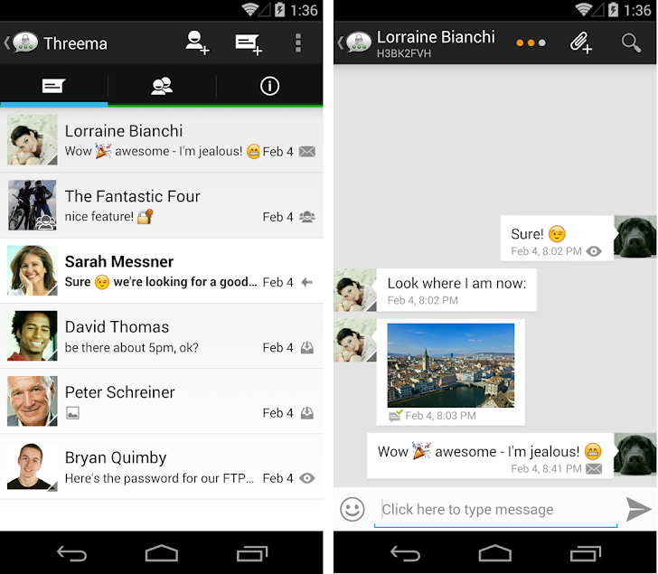 5 Best WhatsApp alternatives with end-to-end Encryption