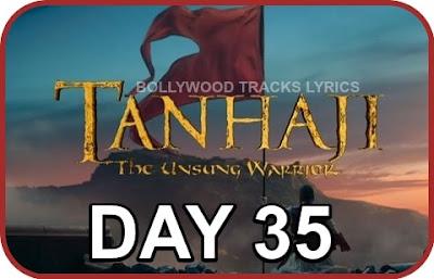 Tanhaji-Collection-Day-35