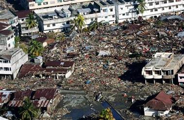 Garuda Bukateja Gempa Bumi Dan Tsunami Di Aceh