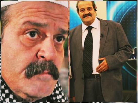 الممثل السوري حسن الدكاك, ممثل سوري حسن دكاك, أبو بشير باب الحارة, باب الحارة