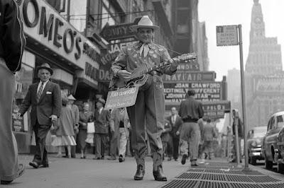La vida en Nueva York en los años 50