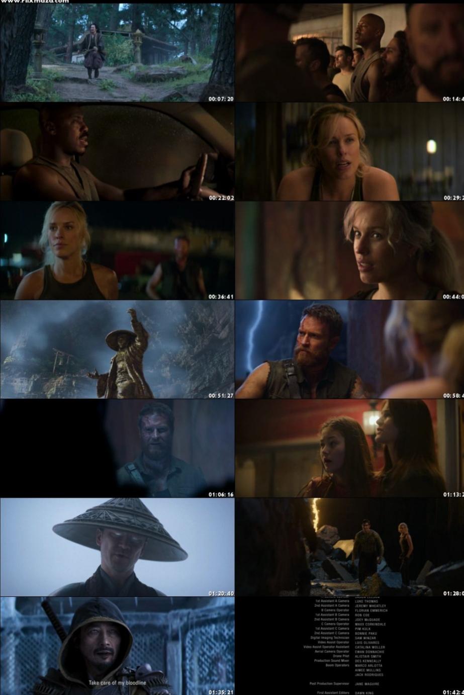 Mortal Kombat 2021 Movie (English)