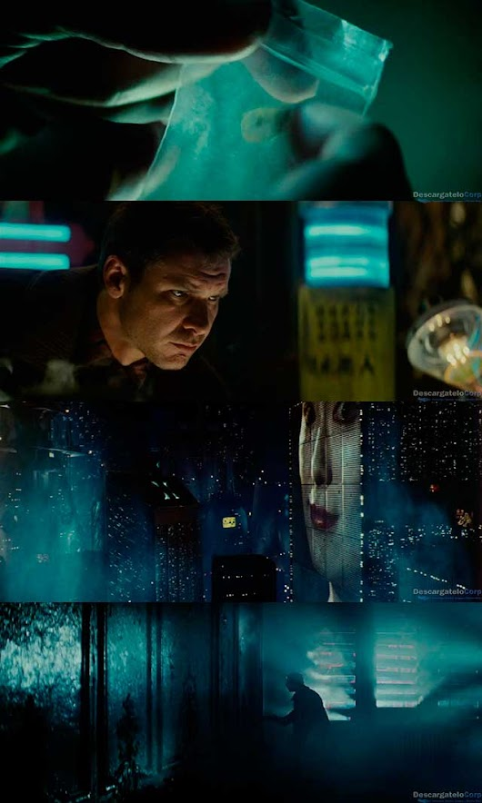 Blade Runner (1982) HD 720p Latino