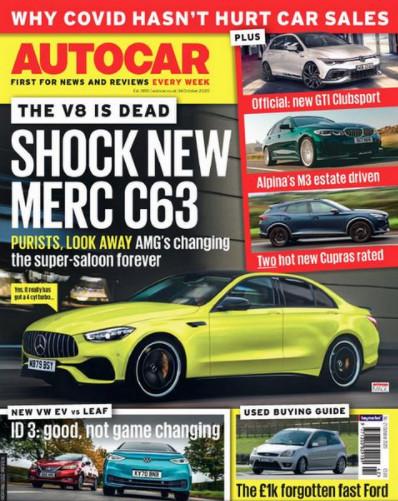 Magazine | Autocar [UK] # 42 (October 2020) [PDF] [En]