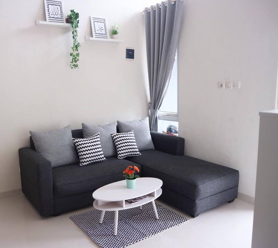 Desain Interior Ruang Tamu Terbaru 2019 Rumah Minimalis ...