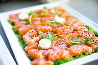 Fish savory