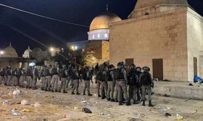 Gerusalemme, nuova notte di tensioni