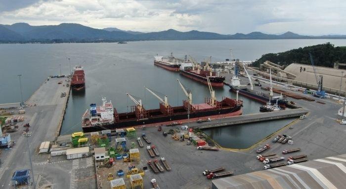 Complexo portuário catarinense, Babitonga, divulga projeto de investimentos