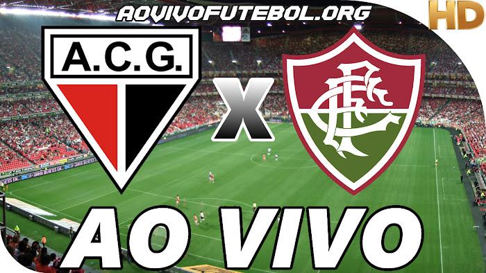 Assistir Atlético Goianiense x Fluminense Ao Vivo