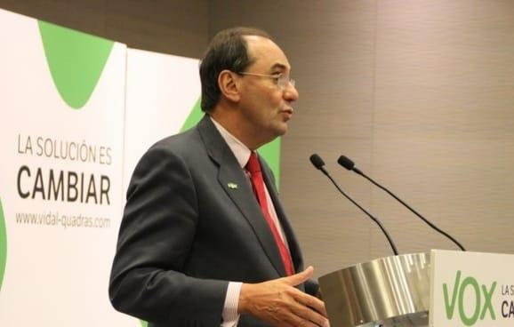 Vidal Cuadras propone recurrir a profesores jubilados para reforzar las aulas