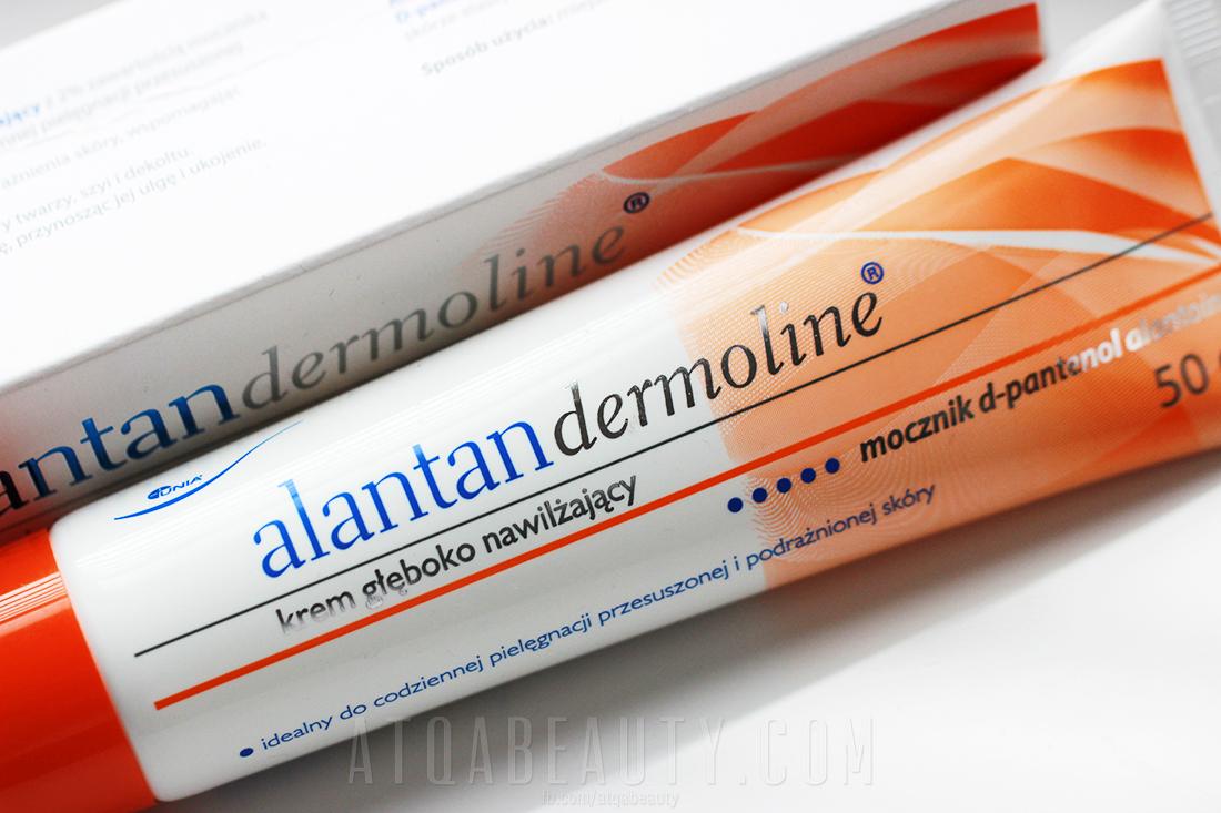 Alantan Dermoline Krem głęboko nawilżający