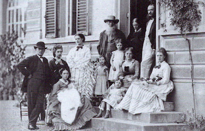 The Longworth family in Florence