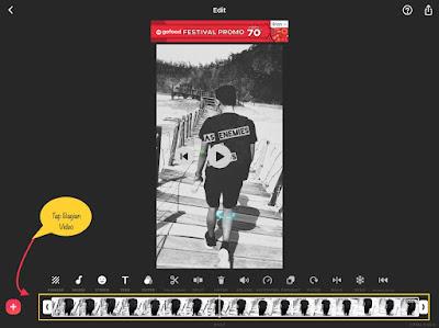Edit Video dengan Aplikasi InShot
