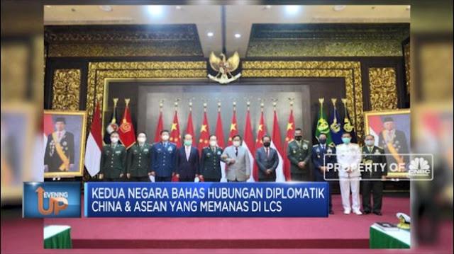Bertemu Menhan China, Prabowo Lanjutkan Hubungan Bilateral juga Bahas soal Pangkalan Militer