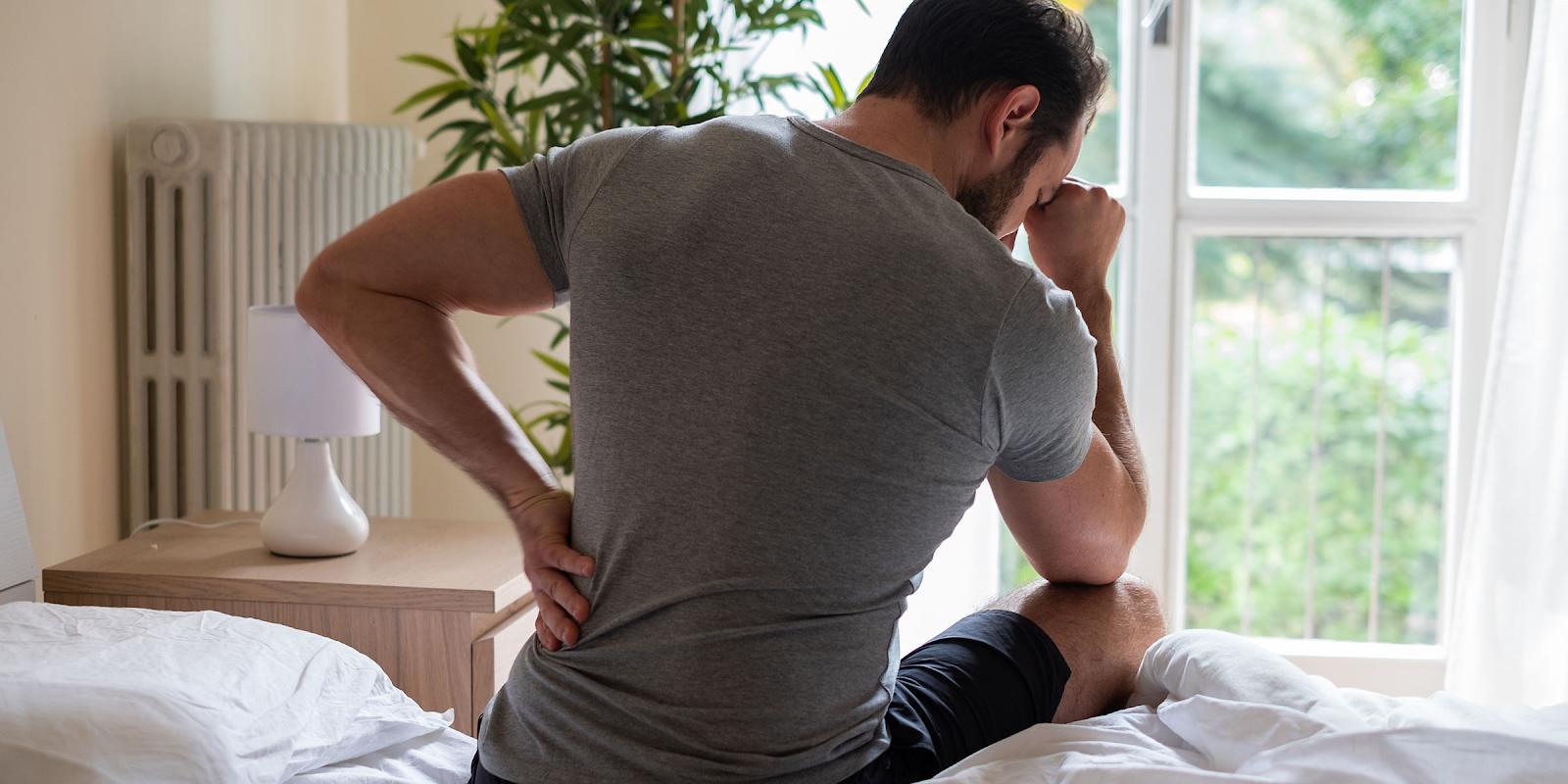 Good Sleep with Back Pain
