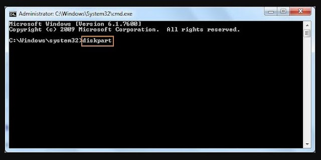 How to Format a Hard Drive Using the Command Prompt.