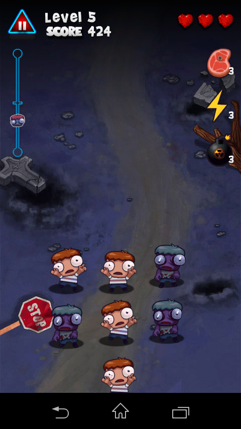 Zombie Smasher: Game yang Cocok Menemani Saat Santai