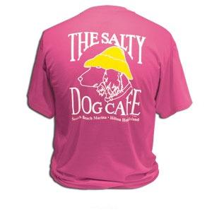 salty dog cafe shirt