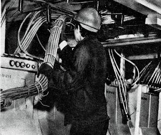 Монтаж кабельных сборок