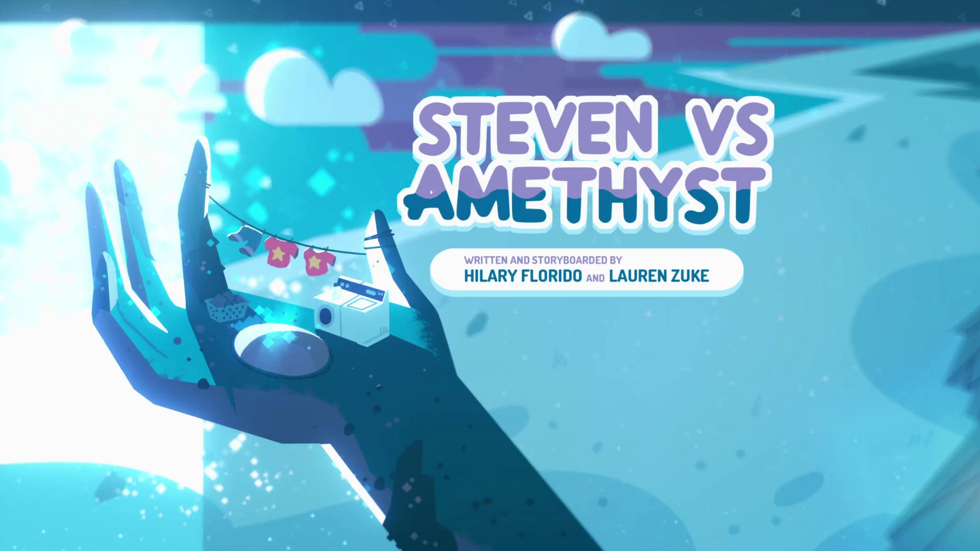 Steven Universo - Steven Contra Ametista