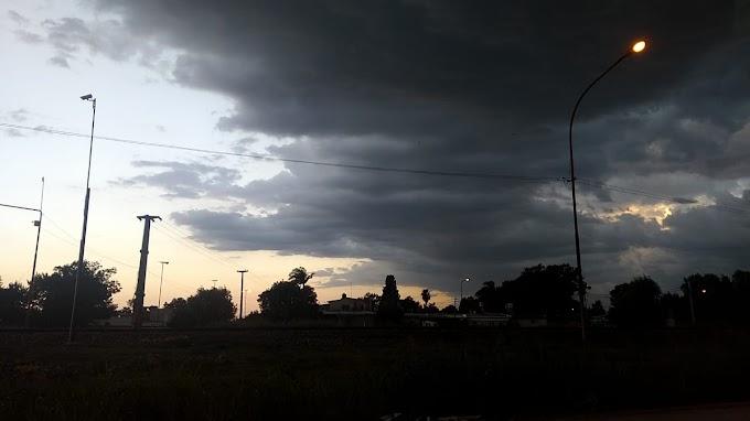 Alerta Amarilla: Llegarían las lluvias y descenso de temperatura