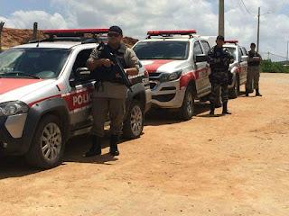 Policiais do 4º BPM realizam sete prisões nas últimas 24 horas