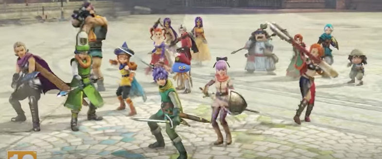 Dragon Quest Heroes II desvela cinco contenidos gratuitos para estos meses