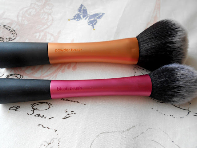 Real Technique Make-up Brushes Review