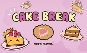 Cake Break Awesome Puzzle Online Games