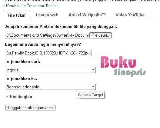 Google Translate Korea Indonesia