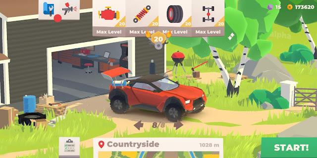 Download Hillside Drive - Hill Climb Mod Apk