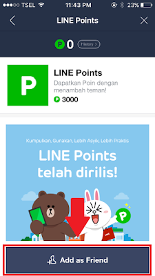 Cara Mendapatkan Koin Line Tanpa Membeli | Cara Dapat Poin di Line