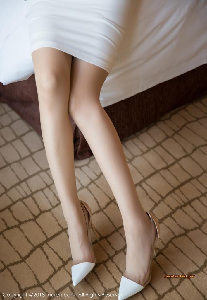 XIUREN No.1209 Xiao Reba Angela MrCong.com 028 wm - XIUREN No.1209: Người mẫu Xiao Reba (Angela小热巴) (52 ảnh)
