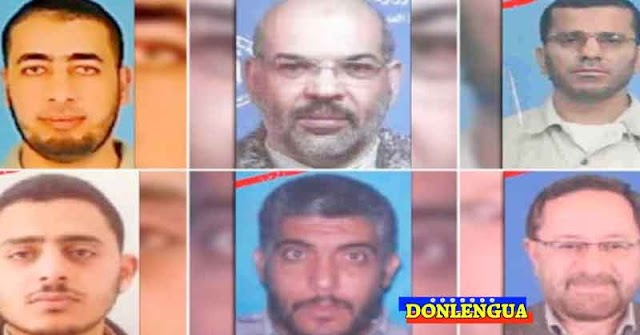 Estos son los terroristas de Hamas que murieron tras los ataques aéreos en Gaza