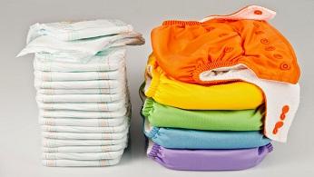 Clodi (cloth diapers) vs pospak (popok sekali pakai)
