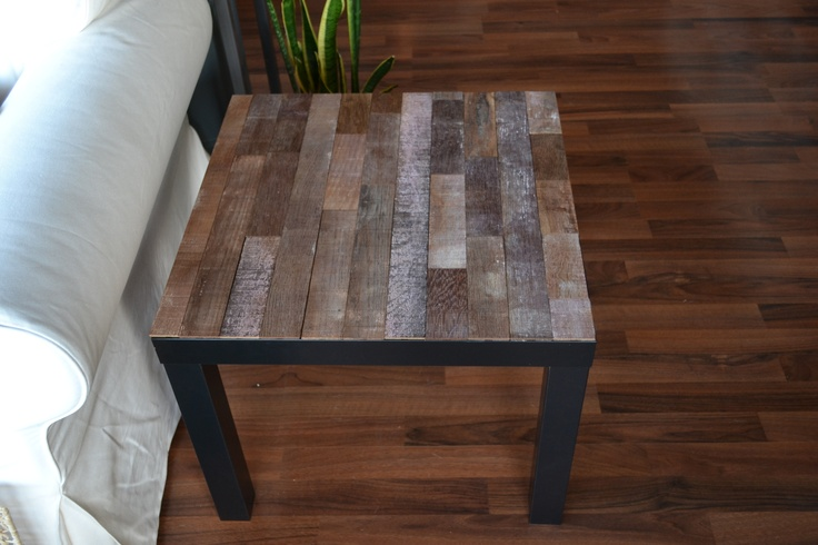 Kitchen Island Tables Ikea Stikwood: Reclaimed Wood Panels Perfect For Diyers