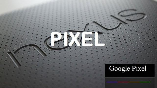 google pixel nexus, 4 de octubre