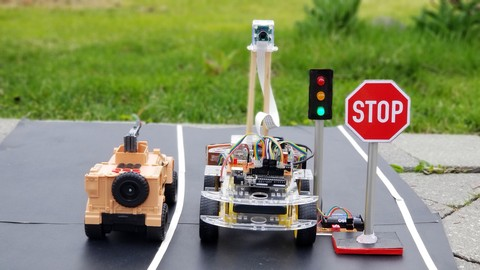 IOT Project on [Self Driving Car]  Learn All Basic Concepts